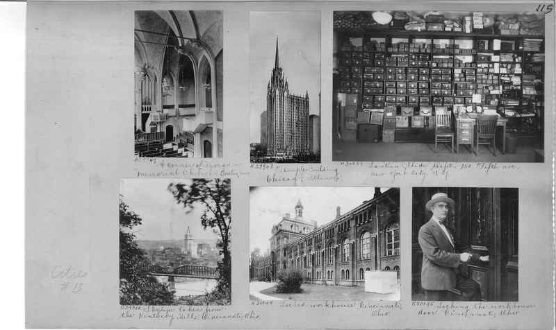 Mission Photograph Album - Cities #13 page 0115