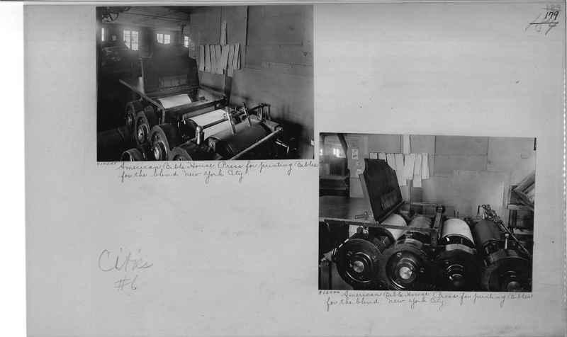 Mission Photograph Album - Cities #6 page 0179
