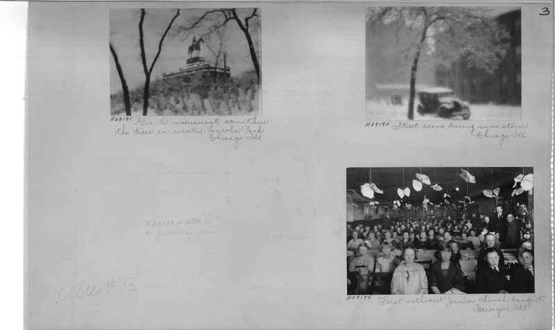 Mission Photograph Album - Cities #13 page 0003