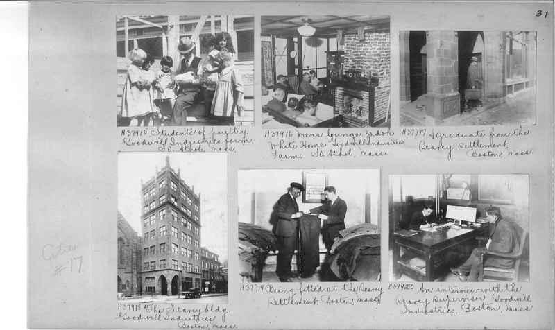 Mission Photograph Album - Cities #17 page 0031