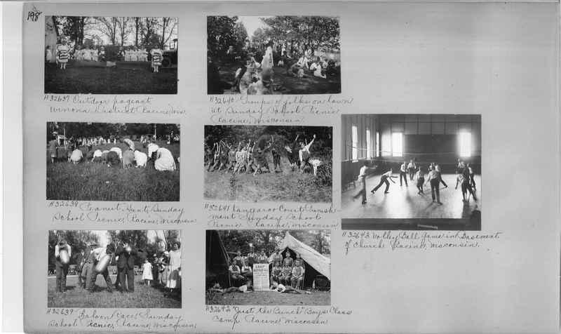 Mission Photograph Album - Cities #14 page 0198