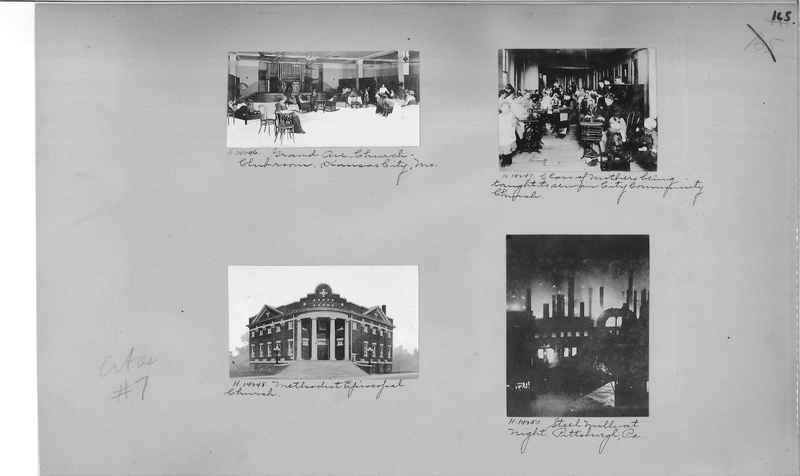 Mission Photograph Album - Cities #7 page 0165