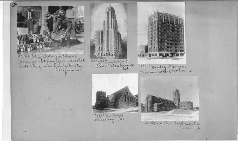 Mission Photograph Album - Cities #16 page 0062