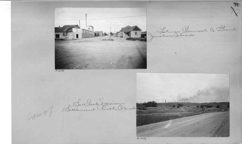 Mission Photograph Album - Cities #7 page 0077