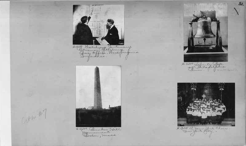 Mission Photograph Album - Cities #7 page 0051