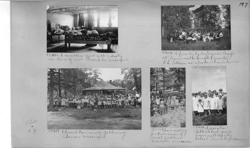Mission Photograph Album - Cities #14 page 0197