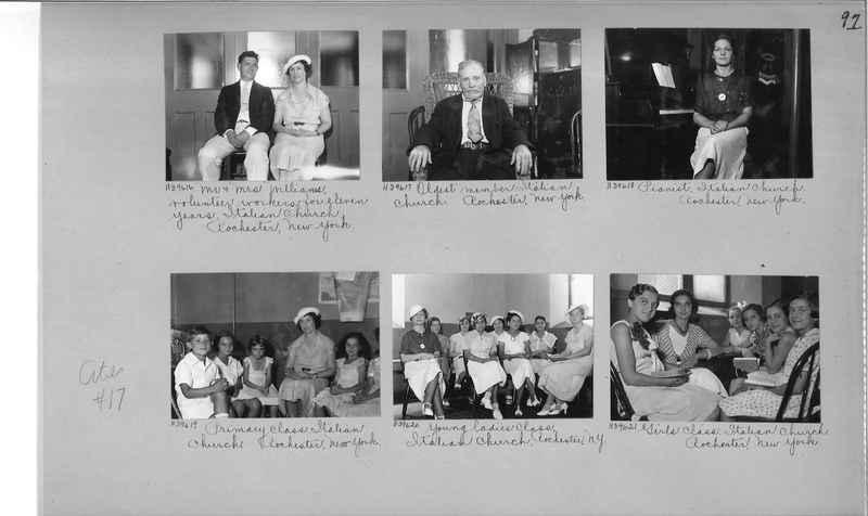 Mission Photograph Album - Cities #17 page 0091