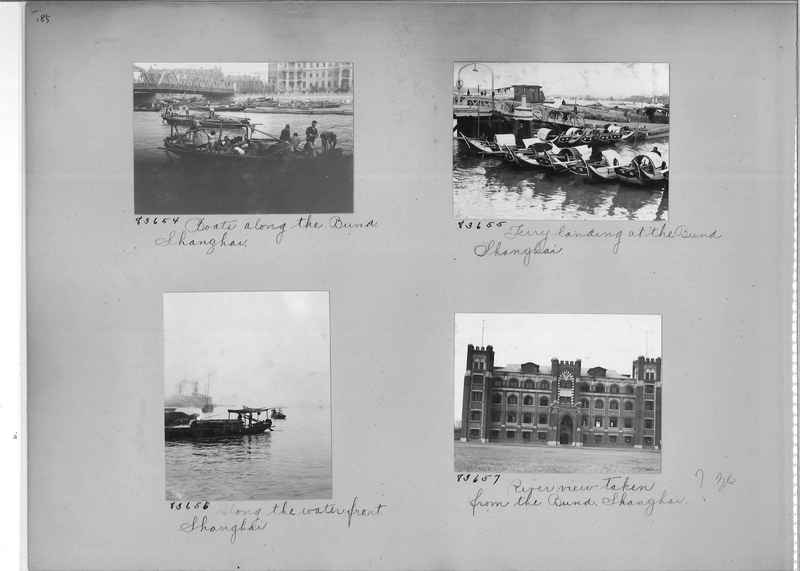 Mission Photograph Album - China #11 page 0185