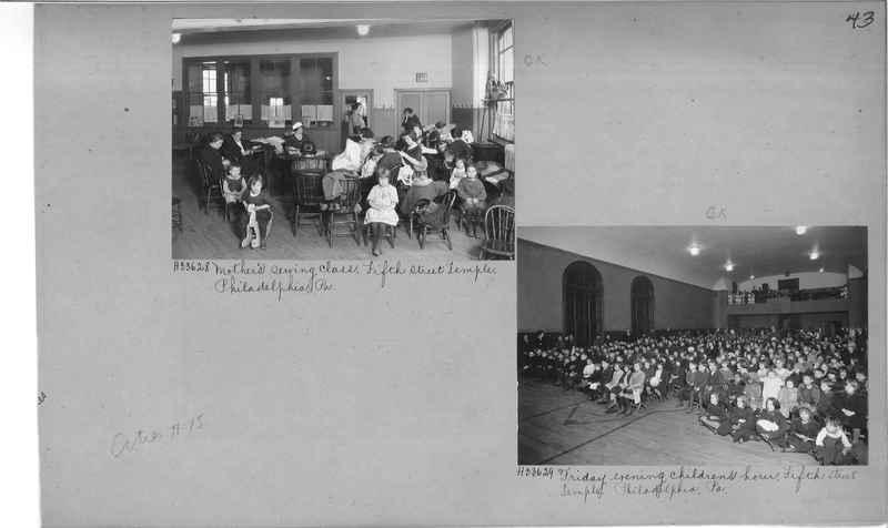 Mission Photograph Album - Cities #15 page 0043