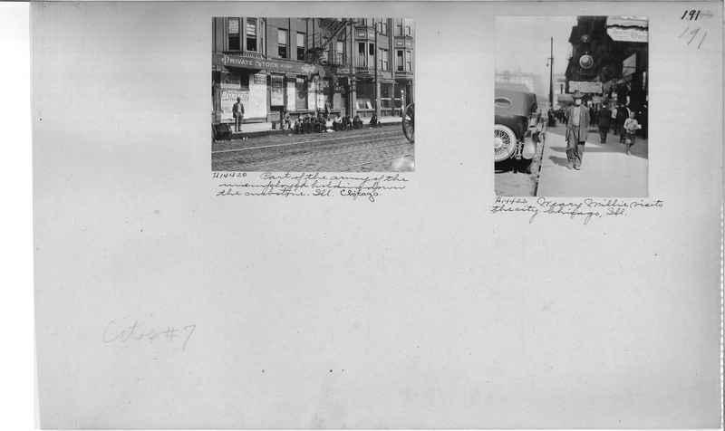 Mission Photograph Album - Cities #7 page 0191