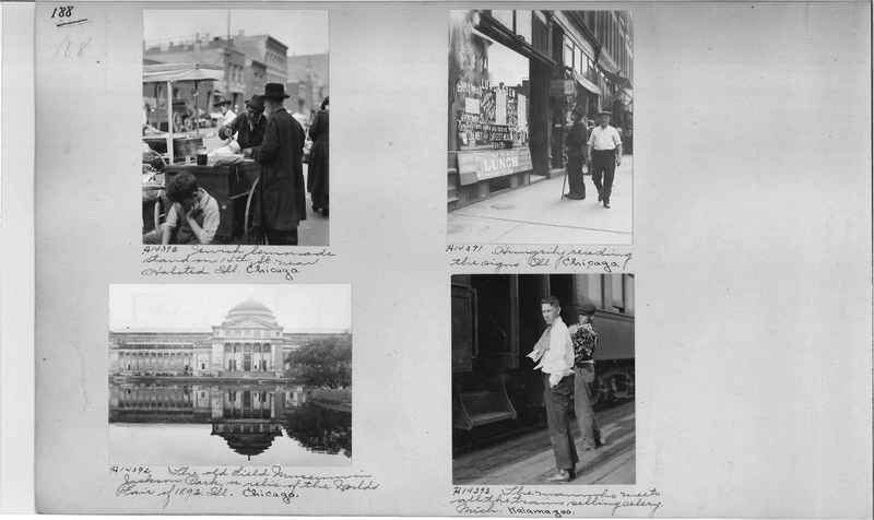 Mission Photograph Album - Cities #7 page 0188