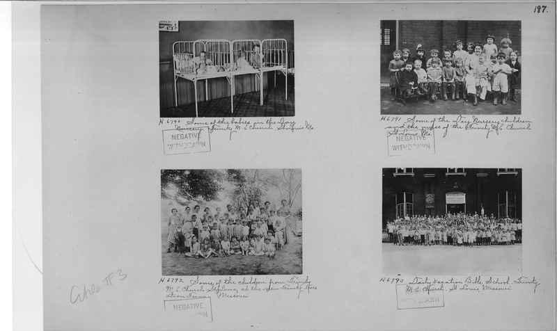 Mission Photograph Album - Cities #3 page 0187