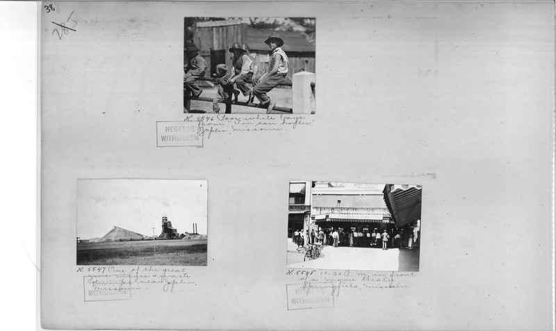 Mission Photograph Album - Cities #3 page 0038