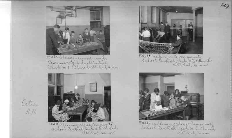 Mission Photograph Album - Cities #16 page 0203
