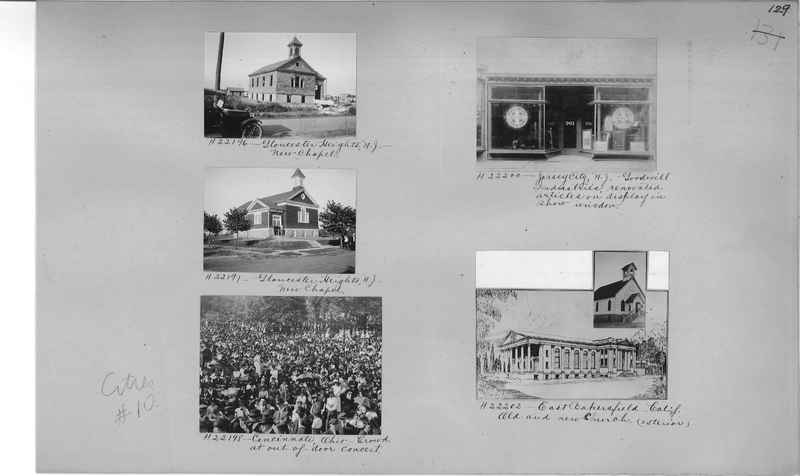 Mission Photograph Album - Cities #10 page 0129