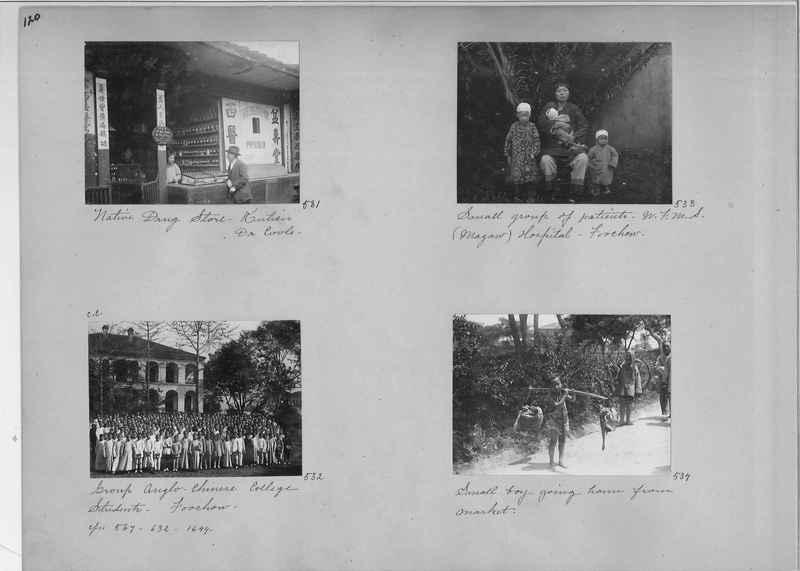 Mission Photograph Album - China #1 page  0120