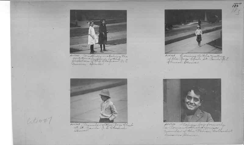 Mission Photograph Album - Cities #7 page 0183
