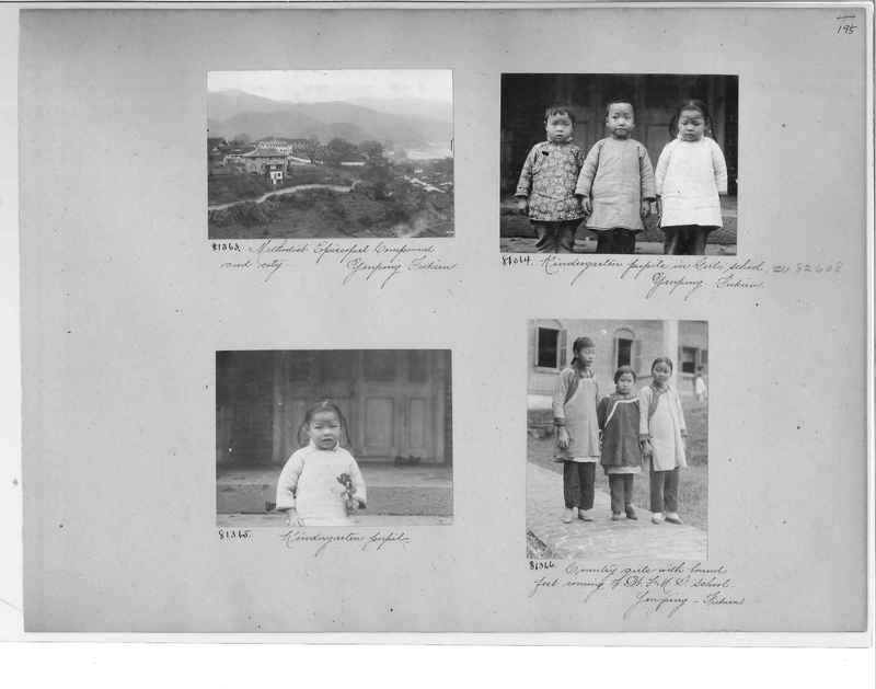 Mission Photograph Album - China #10 pg. 0195