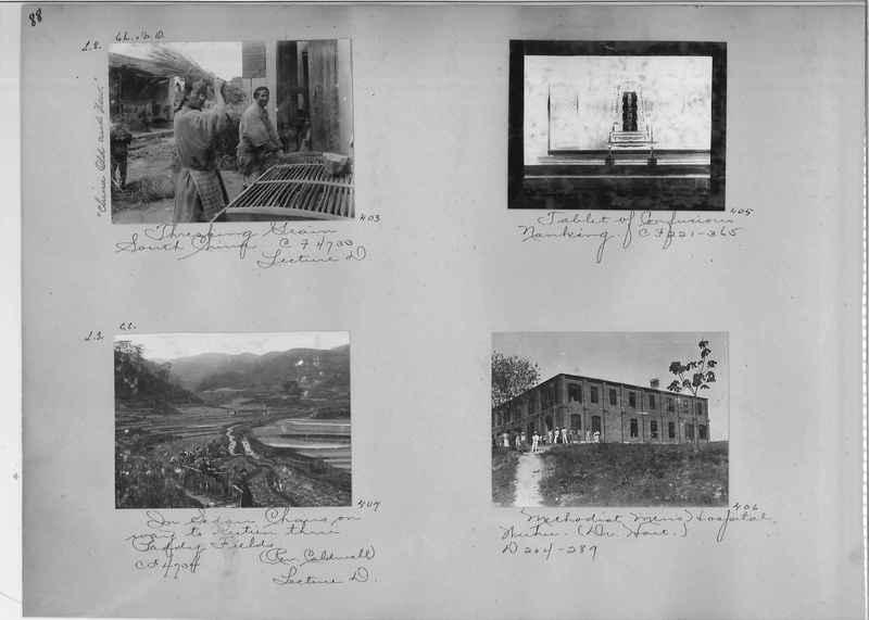 Mission Photograph Album - China #1 page  0088