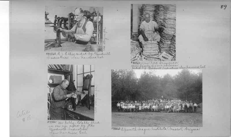 Mission Photograph Album - Cities #15 page 0089