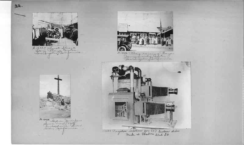 Mission Photograph Album - Cities #7 page 0032