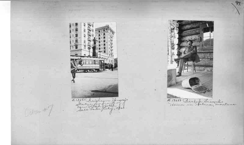 Mission Photograph Album - Cities #7 page 0097