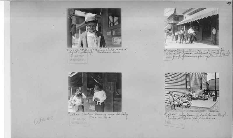 Mission Photograph Album - Cities #2 page 0127