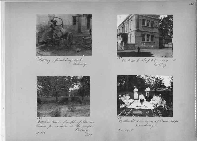 Mission Photograph Album - China #1 page  0031