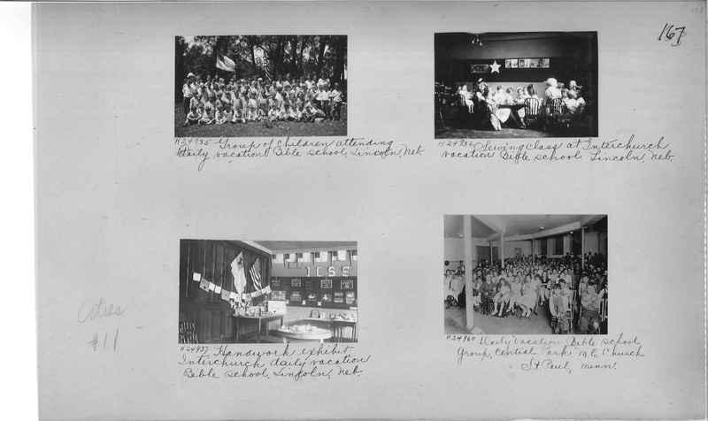 Mission Photograph Album - Cities #11 page 0167