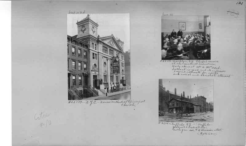 Mission Photograph Album - Cities #10 page 0121