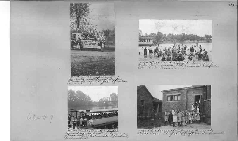 Mission Photograph Album - Cities #9 page 0195