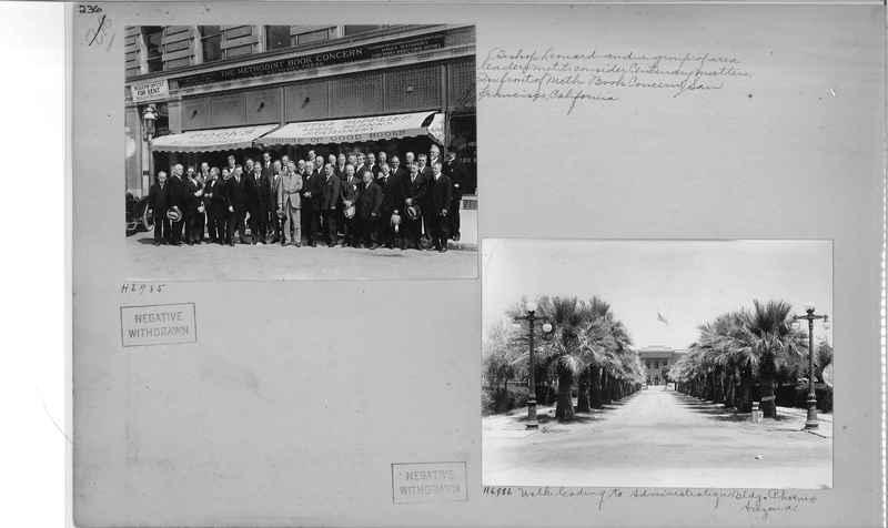 Mission Photograph Album - Cities #3 page 0236