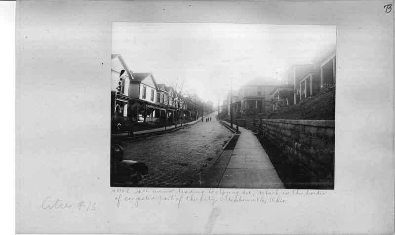 Mission Photograph Album - Cities #13 page 0073