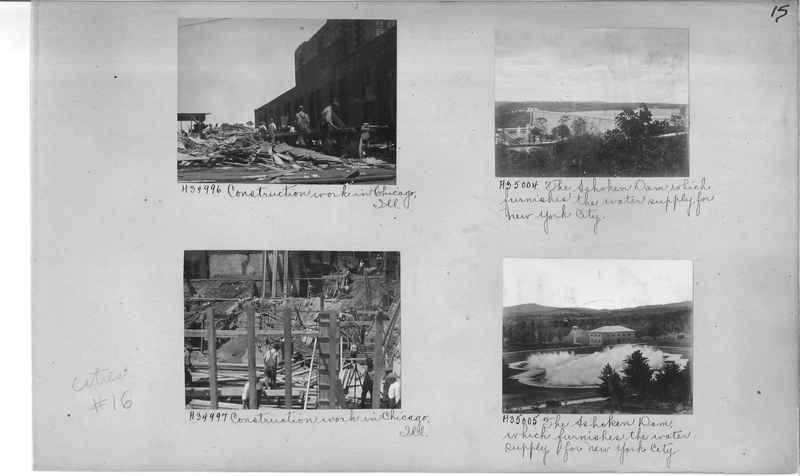 Mission Photograph Album - Cities #16 page 0015
