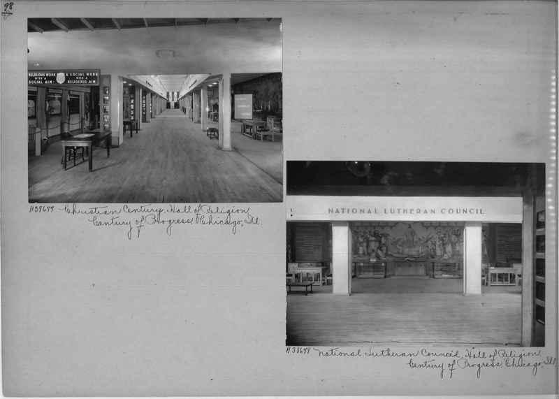 Mission Photograph Album - Miscellaneous #03 Page_0098