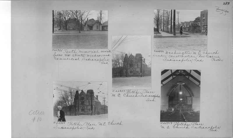 Mission Photograph Album - Cities #10 page 0253