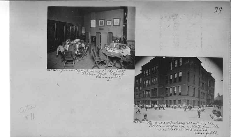 Mission Photograph Album - Cities #11 page 0079
