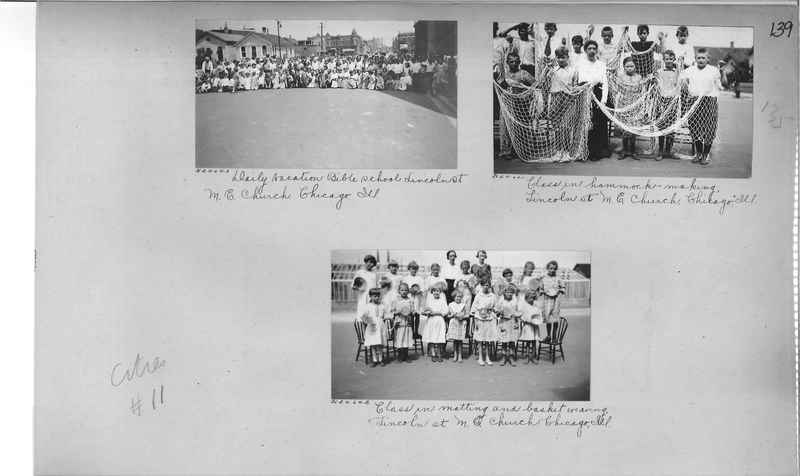 Mission Photograph Album - Cities #11 page 0139