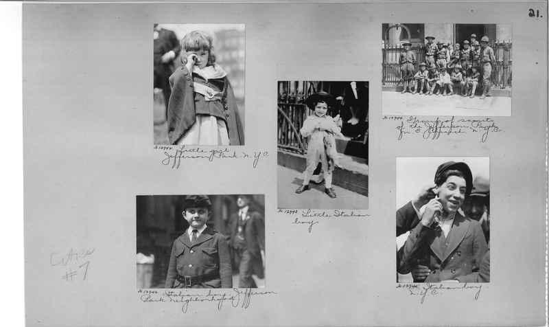 Mission Photograph Album - Cities #7 page 0021