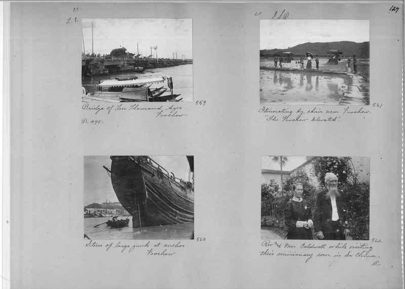 Mission Photograph Album - China #1 page  0127
