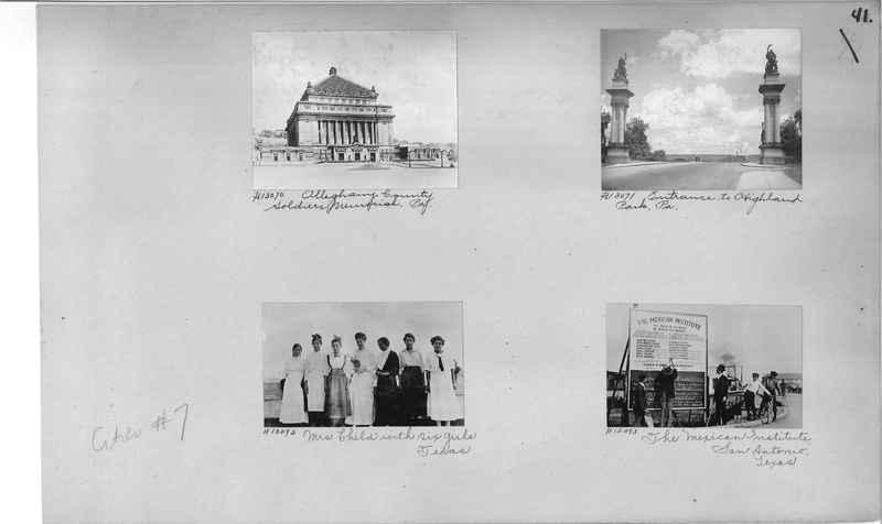 Mission Photograph Album - Cities #7 page 0041