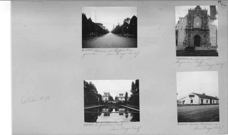 Mission Photograph Album - Cities #10 page 0079