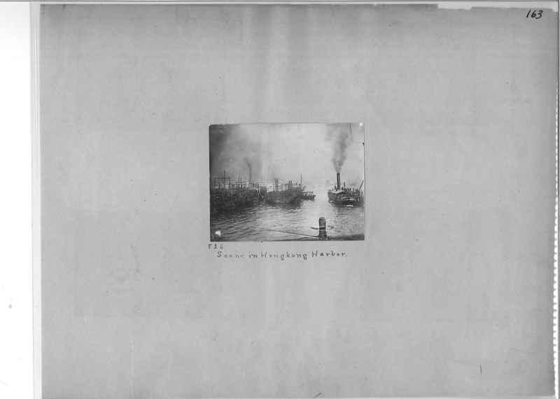 Mission Photograph Album - China #1 page  0163