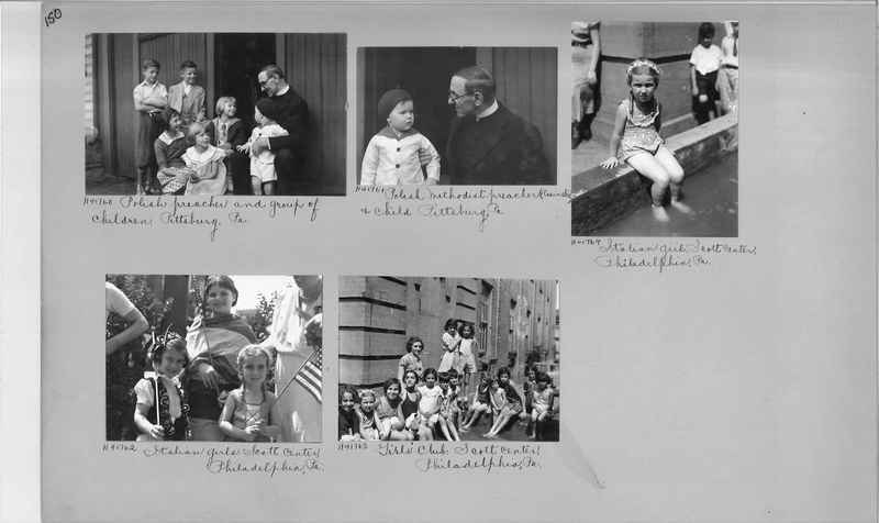 Mission Photograph Album - Cities #17 page 0150