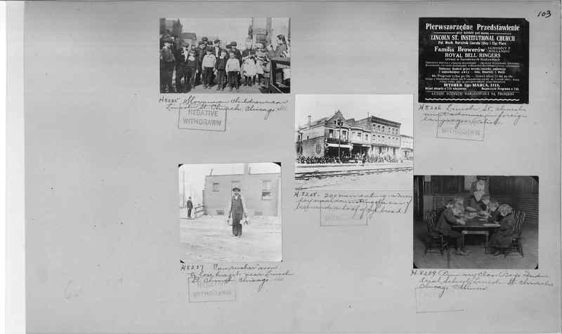 Mission Photograph Album - Cities #4 page 0103