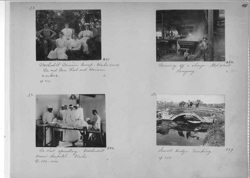 Mission Photograph Album - China #1 page  0045
