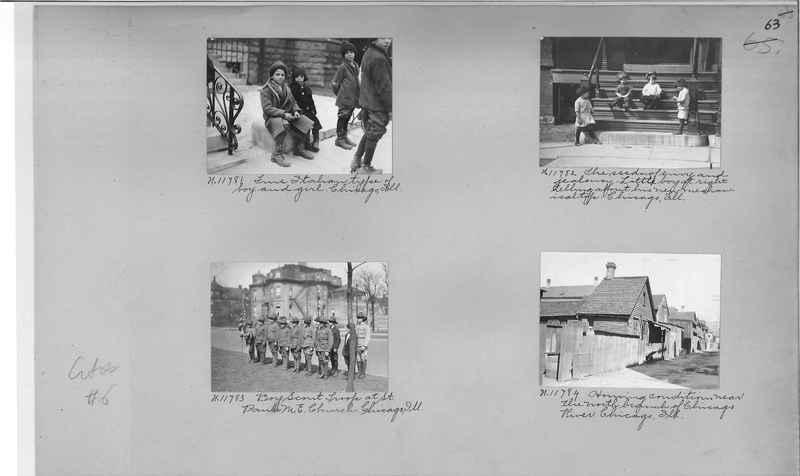 Mission Photograph Album - Cities #6 page 0063