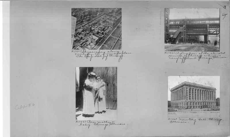 Mission Photograph Album - Cities #6 page 0007