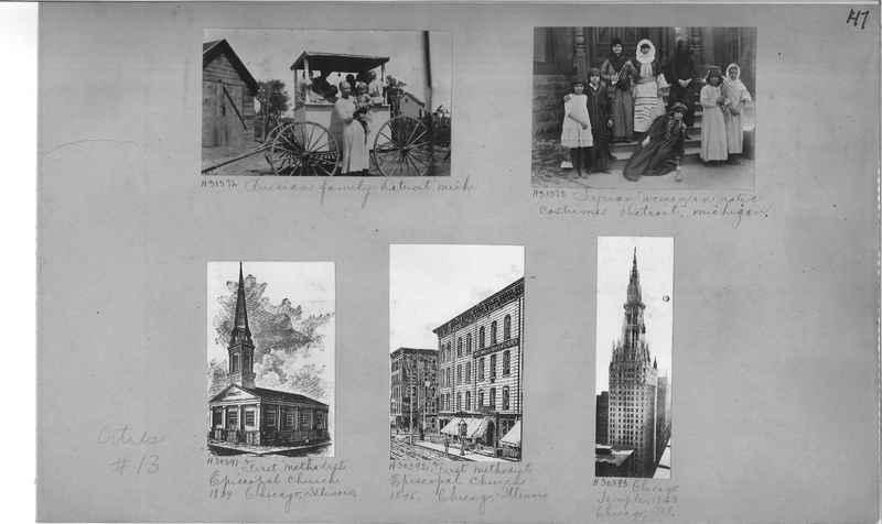 Mission Photograph Album - Cities #13 page 0147