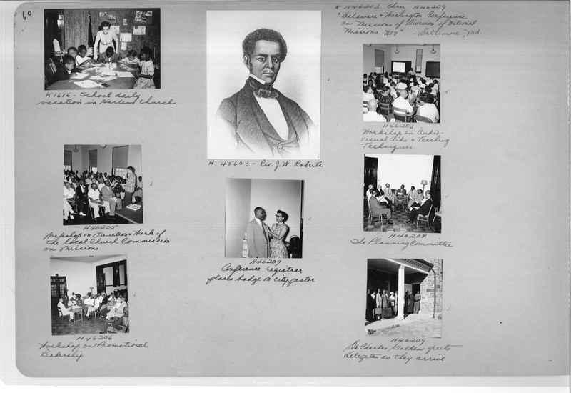 Mission Photograph Album - Negro #7 page 0060